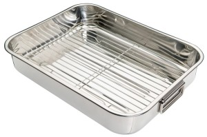 kitchen-craft-roasting-pan-with-rack-stainless-steel-40cm